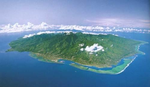 tahiti, un isola alta